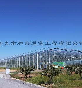 玻璃智能温室